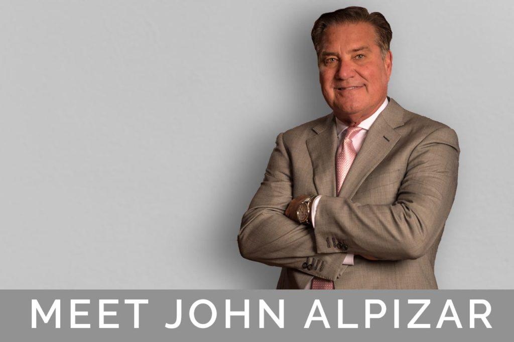 John Alpizar, one of the Brevard County Personal Injury Attorneys at Alpizar Law